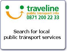 Traveline logo image