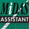 midas assistant logo image
